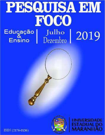 Visualizar v. 24 n. 2 (2019): REVISTA PESQUISA EM FOCO