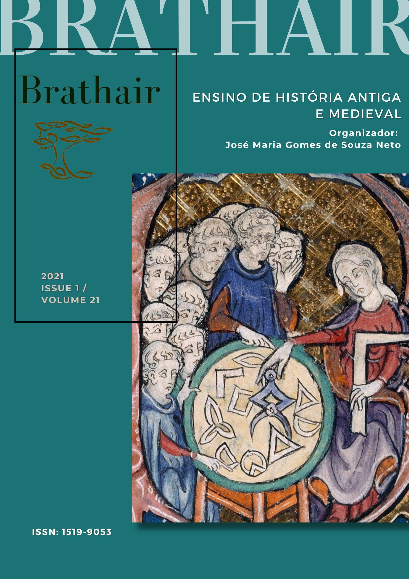 Visualizar v. 1 n. 21 (2021): Ensino de História: Antiga e Medieval