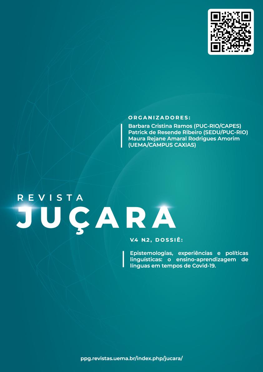 Visualizar v. 4 n. 02 (2020): Revista de Letras Juçara