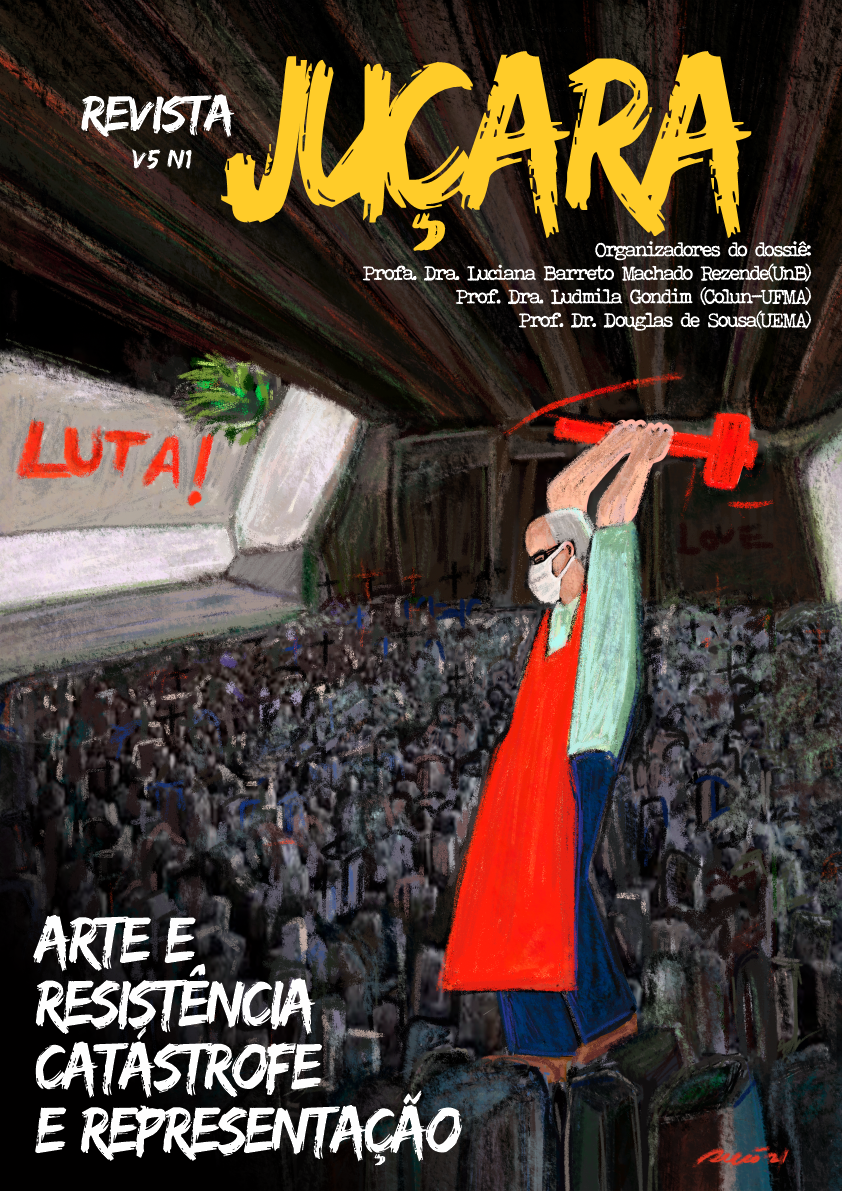 Visualizar v. 5 n. 01 (2021): Revista de Letras Juçara